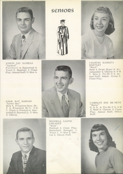 Page 15, 1958 Edition, Union High School - Gold U Yearbook (Dugger, IN) online yearbook collection