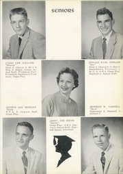 Page 17, 1958 Edition, Union High School - Gold U Yearbook (Dugger, IN) online yearbook collection