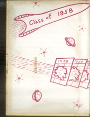 Page 2, 1958 Edition, Union High School - Gold U Yearbook (Dugger, IN) online yearbook collection