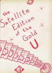 Page 3, 1958 Edition, Union High School - Gold U Yearbook (Dugger, IN) online yearbook collection