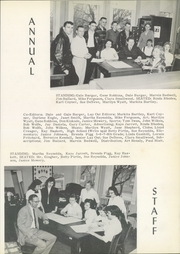 Page 9, 1958 Edition, Union High School - Gold U Yearbook (Dugger, IN) online yearbook collection