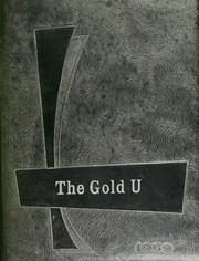 1959 Edition, Union High School - Gold U Yearbook (Dugger, IN)