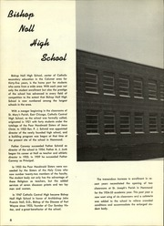 Page 10, 1956 Edition, Bishop Noll High School - Marquette Yearbook (Hammond, IN) online yearbook collection