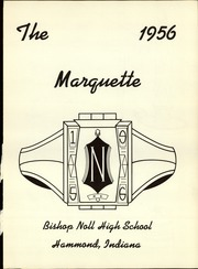 Page 5, 1956 Edition, Bishop Noll High School - Marquette Yearbook (Hammond, IN) online yearbook collection