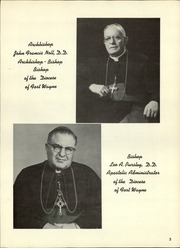Page 9, 1956 Edition, Bishop Noll High School - Marquette Yearbook (Hammond, IN) online yearbook collection
