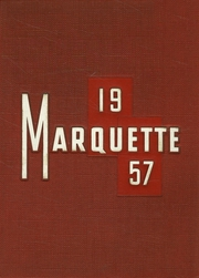 Page 1, 1957 Edition, Bishop Noll High School - Marquette Yearbook (Hammond, IN) online yearbook collection