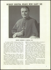 Page 11, 1957 Edition, Bishop Noll High School - Marquette Yearbook (Hammond, IN) online yearbook collection