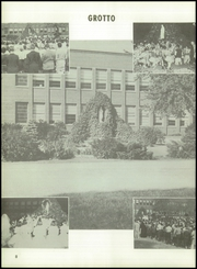 Page 12, 1957 Edition, Bishop Noll High School - Marquette Yearbook (Hammond, IN) online yearbook collection