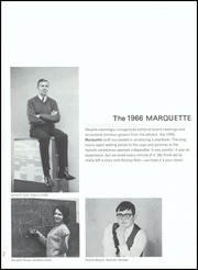 Page 8, 1966 Edition, Bishop Noll High School - Marquette Yearbook (Hammond, IN) online yearbook collection