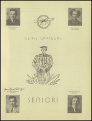 Page 11, 1937 Edition, Ben Davis High School - Keyhole Yearbook (Indianapolis, IN) online yearbook collection