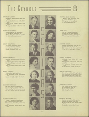 Page 13, 1937 Edition, Ben Davis High School - Keyhole Yearbook (Indianapolis, IN) online yearbook collection