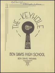 Page 5, 1937 Edition, Ben Davis High School - Keyhole Yearbook (Indianapolis, IN) online yearbook collection