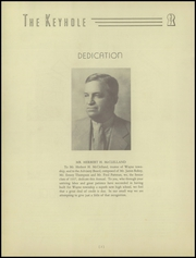 Page 6, 1937 Edition, Ben Davis High School - Keyhole Yearbook (Indianapolis, IN) online yearbook collection