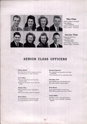 Page 12, 1945 Edition, Ben Davis High School - Keyhole Yearbook (Indianapolis, IN) online yearbook collection