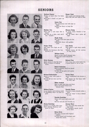 Page 14, 1945 Edition, Ben Davis High School - Keyhole Yearbook (Indianapolis, IN) online yearbook collection