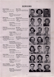 Page 15, 1945 Edition, Ben Davis High School - Keyhole Yearbook (Indianapolis, IN) online yearbook collection