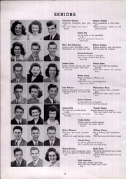 Page 16, 1945 Edition, Ben Davis High School - Keyhole Yearbook (Indianapolis, IN) online yearbook collection
