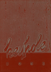 Page 1, 1951 Edition, Ben Davis High School - Keyhole Yearbook (Indianapolis, IN) online yearbook collection