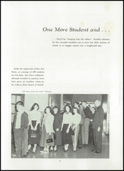 Page 11, 1951 Edition, Ben Davis High School - Keyhole Yearbook (Indianapolis, IN) online yearbook collection