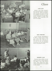 Page 16, 1951 Edition, Ben Davis High School - Keyhole Yearbook (Indianapolis, IN) online yearbook collection