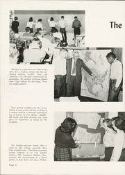 Page 12, 1955 Edition, Ben Davis High School - Keyhole Yearbook (Indianapolis, IN) online yearbook collection