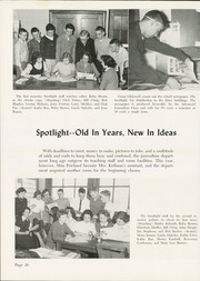 Page 14, 1955 Edition, Ben Davis High School - Keyhole Yearbook (Indianapolis, IN) online yearbook collection