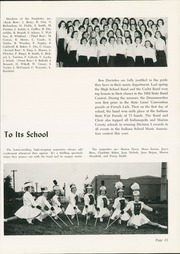 Page 17, 1955 Edition, Ben Davis High School - Keyhole Yearbook (Indianapolis, IN) online yearbook collection