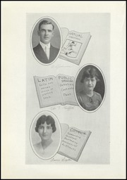 Page 14, 1920 Edition, Hobart Senior High School - Memories Yearbook (Hobart, IN) online yearbook collection