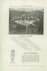 Page 10, 1922 Edition, Hobart Senior High School - Memories Yearbook (Hobart, IN) online yearbook collection