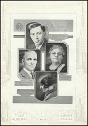 Page 16, 1930 Edition, Hobart Senior High School - Memories Yearbook (Hobart, IN) online yearbook collection
