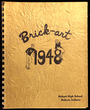 Hobart Senior High School - Memories Yearbook (Hobart, IN) online yearbook collection, 1948 Edition, Page 1