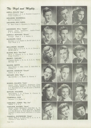 Page 14, 1949 Edition, Hobart Senior High School - Memories Yearbook (Hobart, IN) online yearbook collection