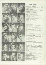Page 15, 1949 Edition, Hobart Senior High School - Memories Yearbook (Hobart, IN) online yearbook collection