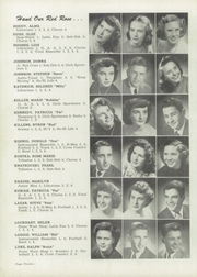 Page 16, 1949 Edition, Hobart Senior High School - Memories Yearbook (Hobart, IN) online yearbook collection