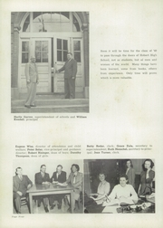 Page 8, 1949 Edition, Hobart Senior High School - Memories Yearbook (Hobart, IN) online yearbook collection