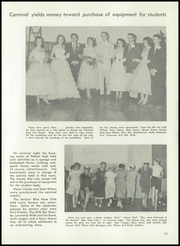 Page 17, 1958 Edition, Hobart Senior High School - Memories Yearbook (Hobart, IN) online yearbook collection