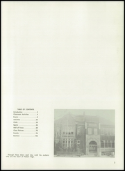 Page 7, 1958 Edition, Hobart Senior High School - Memories Yearbook (Hobart, IN) online yearbook collection