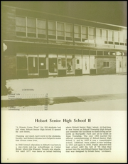 Page 8, 1959 Edition, Hobart Senior High School - Memories Yearbook (Hobart, IN) online yearbook collection