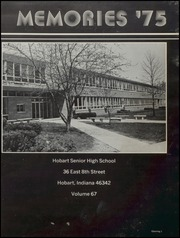 Page 5, 1975 Edition, Hobart Senior High School - Memories Yearbook (Hobart, IN) online yearbook collection