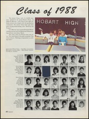 Page 84, 1987 Edition, Hobart Senior High School - Memories Yearbook (Hobart, IN) online yearbook collection