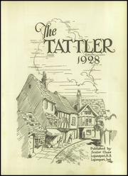 Page 11, 1928 Edition, Logansport High School - Tattler Yearbook (Logansport, IN) online yearbook collection
