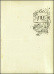Page 9, 1928 Edition, Logansport High School - Tattler Yearbook (Logansport, IN) online yearbook collection