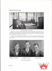 Page 13, 1932 Edition, Logansport High School - Tattler Yearbook (Logansport, IN) online yearbook collection