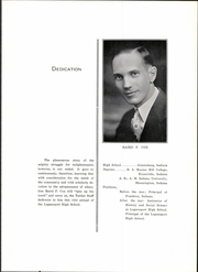 Page 9, 1932 Edition, Logansport High School - Tattler Yearbook (Logansport, IN) online yearbook collection