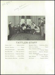 Page 7, 1935 Edition, Logansport High School - Tattler Yearbook (Logansport, IN) online yearbook collection