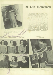 Page 16, 1942 Edition, Logansport High School - Tattler Yearbook (Logansport, IN) online yearbook collection