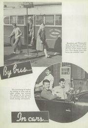 Page 6, 1947 Edition, Logansport High School - Tattler Yearbook (Logansport, IN) online yearbook collection