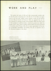 Page 14, 1950 Edition, Logansport High School - Tattler Yearbook (Logansport, IN) online yearbook collection