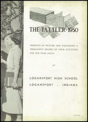 Page 7, 1950 Edition, Logansport High School - Tattler Yearbook (Logansport, IN) online yearbook collection