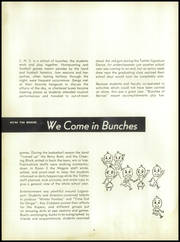 Page 10, 1955 Edition, Logansport High School - Tattler Yearbook (Logansport, IN) online yearbook collection